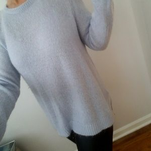 Light blue h&m sweater